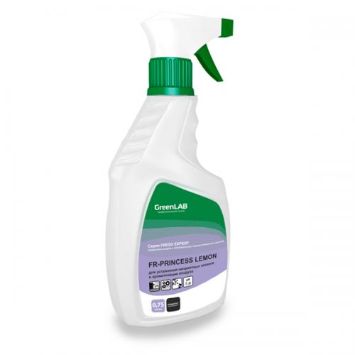 FR - PRINCESS LEMON, 0.75 л. для устранения неприятных запахов и ароматизации воздуха