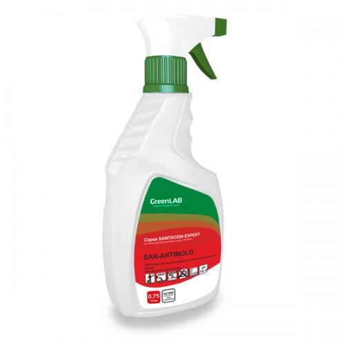 SAN - ANTIMOLD, 0.75 л, для удаления плесени и дезинфекции поверхностей