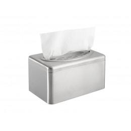 Диспенсер настольный для листовых бумажных полотенец из нержавеющей стали Kimberly Clark Professional 9924
