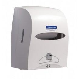 Диспенсер для рулонных бумажных полотенец сенсорный белый Kimberly Clark Professional 9960