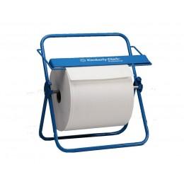 Диспенсер настольный/настенный для протирочного материала в рулонах Kimberly Clark Professional 6146