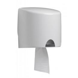 Диспенсер настенный для протирочных салфеток в рулонах белый Kimberly Clark Professional Aquarius 7017