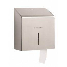 Диспенсер для туалетной бумаги в больших рулонах из нержавеющей стали Kimberly Clark Professional 8974