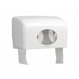 Диспенсер для рулонной туалетной бумаги из пластика белый Kimberly Clark Professional Aquarius 6992