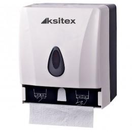 Диспенсер для листовых бумажных полотенец Ksitex TH-8218A Белый
