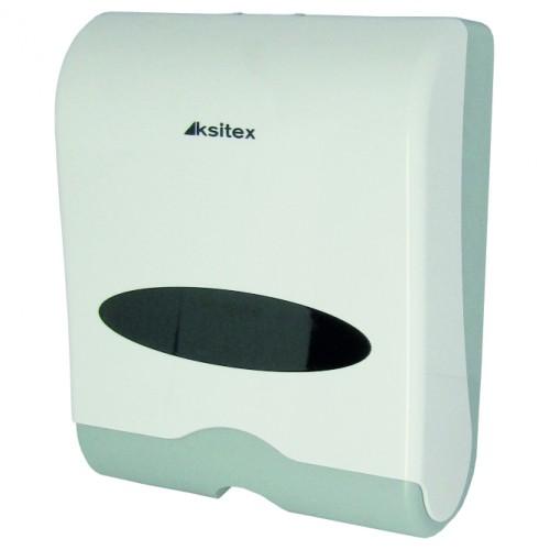 Диспенсер для листовых бумажных полотенец Ksitex TH-603HW Белый