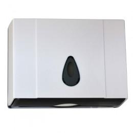 Диспенсер для листовых бумажных полотенец Ksitex TH-8025A Белый