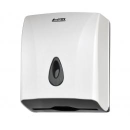 Диспенсер для листовых бумажных полотенец Ksitex TH-8228A Белый