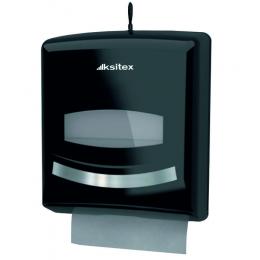 Диспенсер для листовых полотенец Ksitex TH-8238B Черный