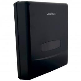 Диспенсер для для листовых полотенец Ksitex TH-8135B Черный
