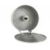 Диспенсер для туалетной бумаги Нержавеющая сталь Хром (Матовый) Ksitex TH-5824 SW