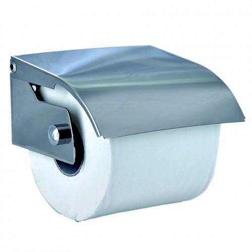 Диспенсер для туалетной бумаги Нержавеющая сталь Хром (Матовый) Ksitex TH-204M