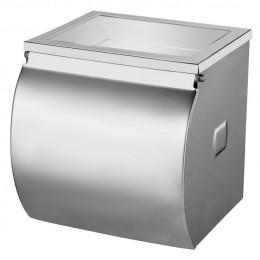 Диспенсер для туалетной бумаги Нержавеющая сталь Хром (Блестящий) Ksitex ТН-335А
