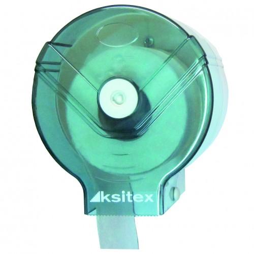 Диспенсер для туалетной бумаги Пластик ABS Зеленый Ksitex TH-6801G