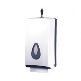 Диспенсер для туалетной бумаги Пластик ABS Белый Ksitex TH-8177A