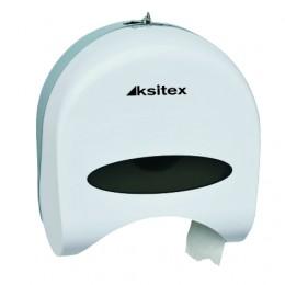 Диспенсер для туалетной бумаги Пластик ABS Белый Ksitex TH-607W