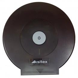 Диспенсер для туалетной бумаги Пластик ABS Черный Ksitex TH-507B
