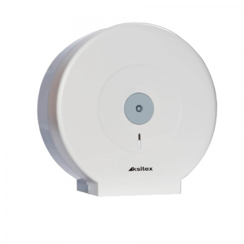 Диспенсер для туалетной бумаги Пластик ABS Белый Ksitex TH-507W