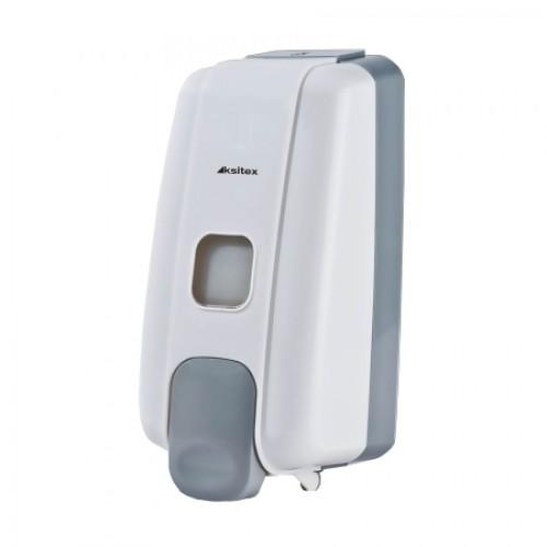 Диспенсер для жидкого мыла  белый Ksitex SD-5920-500