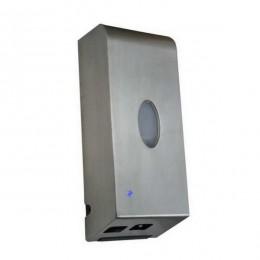 Диспенсер для жидкого мыла сенсорный из нержавеющей стали матовый Ksitex ASD-7961M
