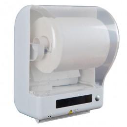 Диспенсер для рулонных бумажных полотенец автоматический Ksitex Z-1011/1 Белый