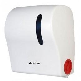 Диспенсер для рулонных бумажных полотенец сенсорный Ksitex A1-18 Белый