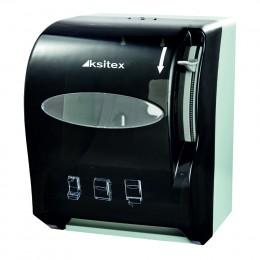 Диспенсер для рулонных бумажных полотенец Ksitex AC1-13 Черный