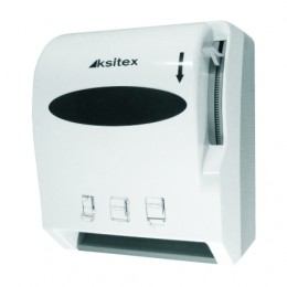 Диспенсер для рулонных бумажных полотенец Ksitex AC1-13W Белый