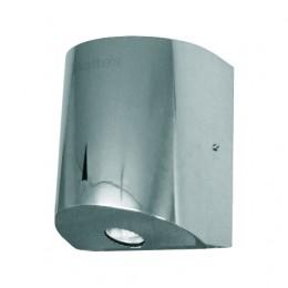 Диспенсер для рулонных бумажных полотенец из нержавеющей стали глянцевый Ksitex TH-313S
