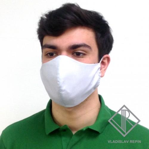 Маска защитная дизайнерская для лица