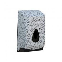 Диспенсер для туалетной бумаги Пластик ABS Merida Unique Charming Line Matt BUH407