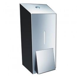 Диспенсер для жидкого мыла Нержавеющая сталь Merida Stella Maxi DSP101 Хром (Блестящий)