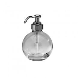 Диспенсер для жидкого мыла Матовое стекло Merida Hotel D36 Хром