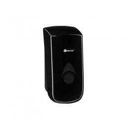 Диспенсер для жидкого мыла Пластик ABS Merida Como Black Maxi DCC101 Черный