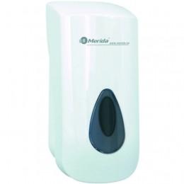 Диспенсер для жидкого мыла Пластик ABS Merida Top DTS101 Белый