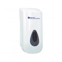 Диспенсер для жидкого мыла Пластик ABS Merida Mini Top DTS102 Белый