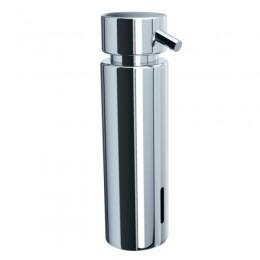 Дозатор для жидкого мыла монтируемый Латунь Merida VIP D44C Хром (Блестящий)