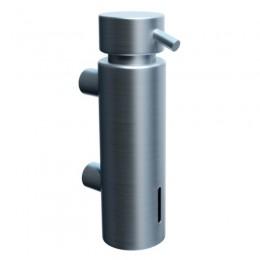 Дозатор для жидкого мыла монтируемый Латунь Merida VIP D45S Хром (Матовый)