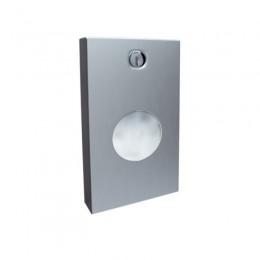 Диспенсер накладок для туалета Нержавеющая сталь Merida Stella GSM002 Хром (Матовый)