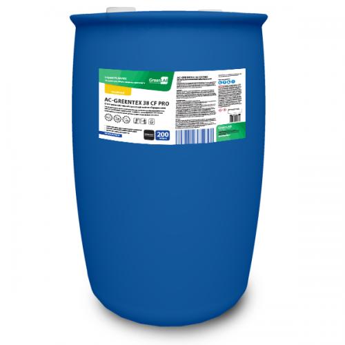 AC - GREENTEX 38 CF PRO, 200 л. Для наружной пенной кислотной мойки оборудования