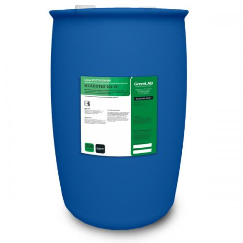 NT - ECOTEX 102 CF 200 л.  Для пенной мойки наружных поверхностей оборудования, полов и стен