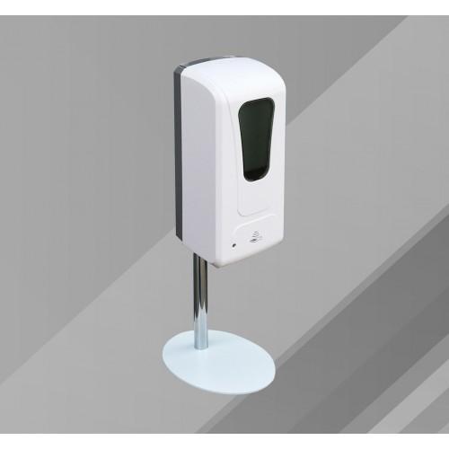 Сенсорный диспенсер для антисептика спрей с настольной стойкой, объем 1000 мл.