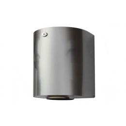 Диспенсер для рулонных бумажных полотенец с центральной вытяжкой wick из нержавеющей стали матовый NOFER 04099.S