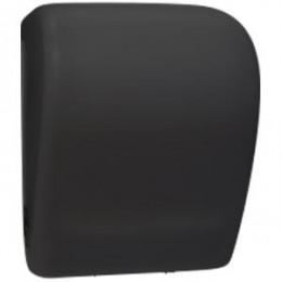Диспенсер для рулонных бумажных полотенец из пластика черный NOFER 04032.2.BK