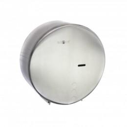 Диспенсер для туалетной бумаги из нержавеющей стали матовый NOFER 05046.S
