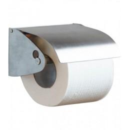 Диспенсер для туалетной бумаги из нержавеющей стали матовый NOFER 05023.S