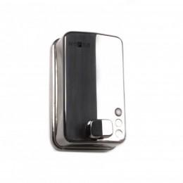 Диспенсер для жидкого мыла настенный глянцевый Nofer 03050.B