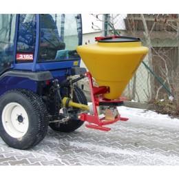 Пескоразбрасыватель навесной CEMO SA 130 для реагентов песка удобрений емкость 130 л.