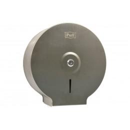 Диспенсер для рулонной туалетной бумаги из нержавеющей стали матовый Puff PUFF-7610