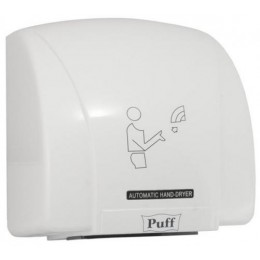 Сушилка для рук Пластик ABS Puff 8851 Белый